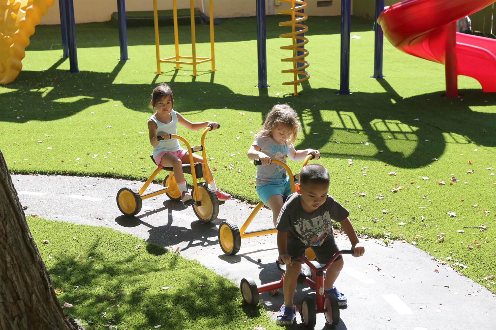 Pasadena preschool
