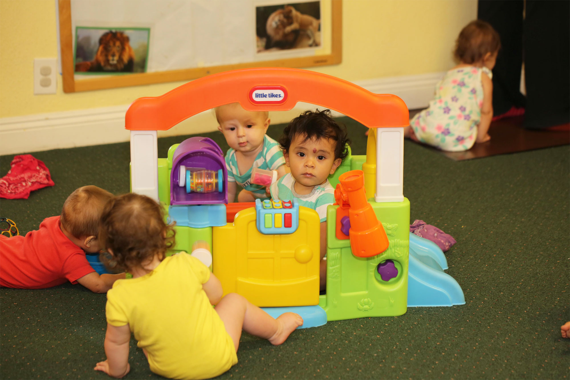 pasadena preschool academy Infant Care