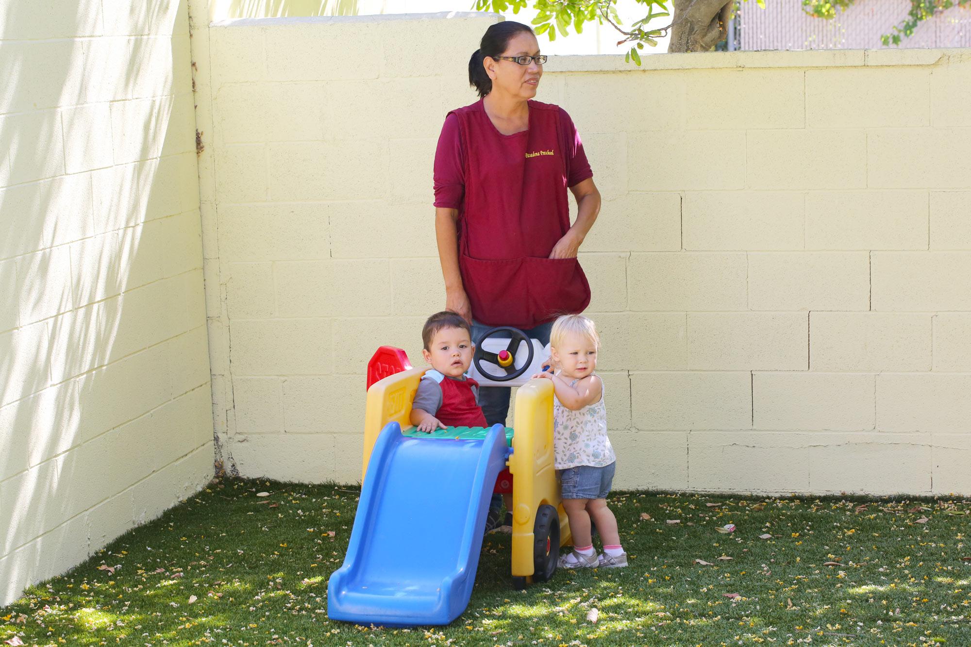 Pasadena Preschool Academy Teachers